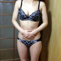 【SNS流出エロ画像】下着姿の彼女、セックス前の彼女を撮影してスマホに保存してたら流出しちゃった件wwwwwww