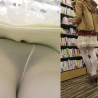 【顔出しパンチラ画像】本はamaz○nで通販、本屋の店舗には逆さ撮りのために通う。そんな悪い大人になっちゃダメwwwwww