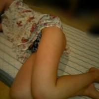 【寝パンチラ画像】ほろ酔い気分。横になった女の子のパジャマずらしてパンツ撮影wwwwww