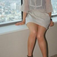【個人撮りチラ画像】脚フェチマニア男が彼女やセフレの脚をいろんな角度から撮影。つま先の接写撮りもwwwwwww